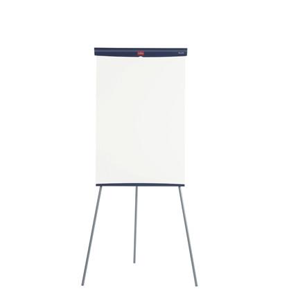Nobo Basic Flip over tavle  - Med trefod & magnetisk whiteboard