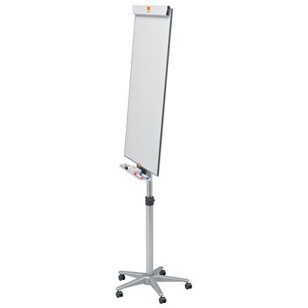 Flipover på hjul - Flipover Nobo Classic magnetisk whiteboard