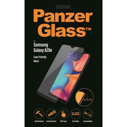 PanzerGlass Samsung Galaxy A10e/A20e Case Friendly, Black