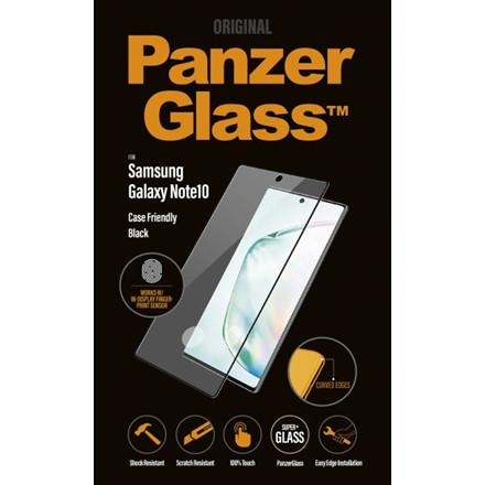 PanzerGlass Samsung Galaxy Note10 Case Friendly, Black