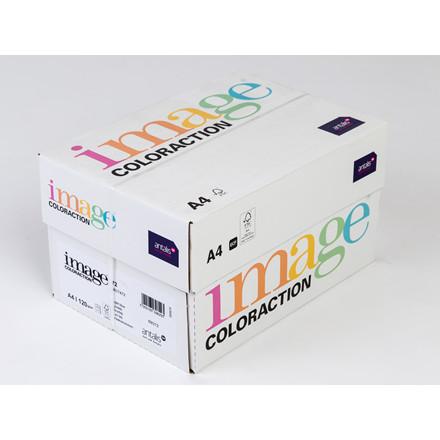 Printerpapir - Image Coloraction A4 120 gram - azurblå 72 - 250 ark