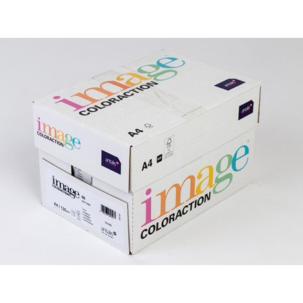 Printerpapir - Image Coloraction A4 120 gram - limegrøn 66 - 250 ark
