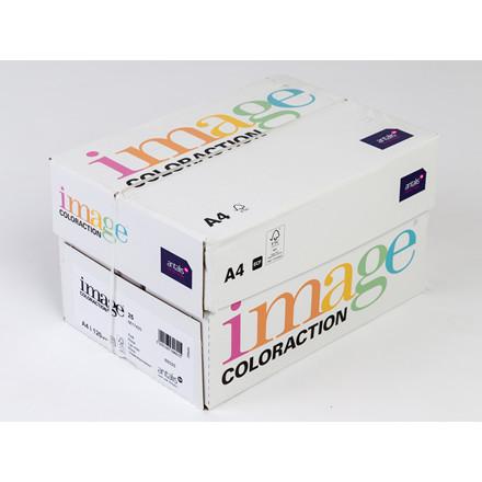 Printerpapir - Image Coloraction A4 120 gram - lys rosa 25 - 250 ark