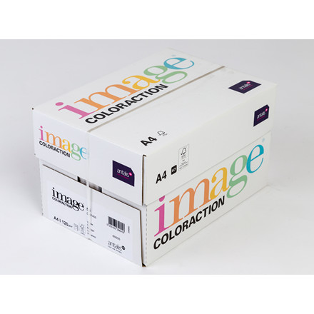 Printerpapir - Image Coloraction A4 120 gram - majsgul 55 - 250 ark