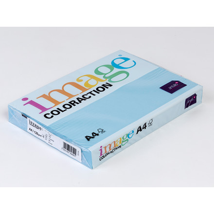 Printerpapir - Image Coloraction A4 120 gram - oceanblå 75 - 250 ark