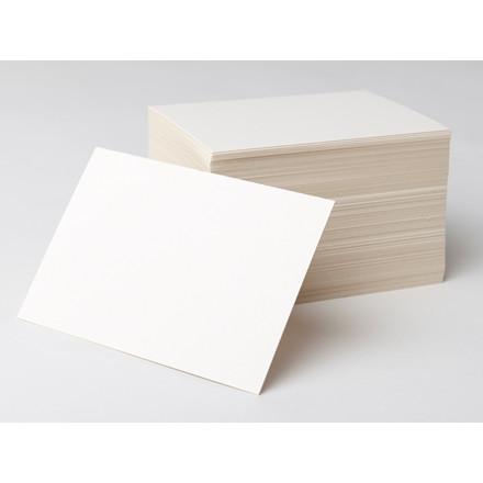 Prisskilte - A7 hvid 105 x 74 mm 100 stk.