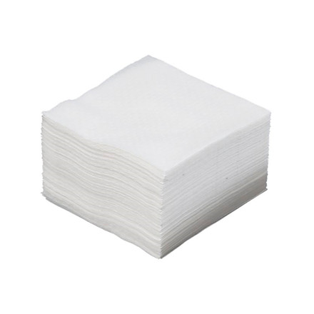 Serviet 1-lags hvid 24x24cm 500stk/pak
