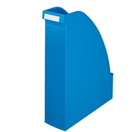 Tidsskriftsamler Leitz Plus A4 med 70 mm ryg | Lys blå