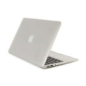 Tucano Nido 15'' hard shell case MacBook transparent