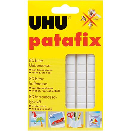 UHU Patafix, 80 stk., 50g