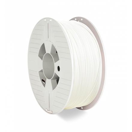 Verbatim 3D Printer Filament PET-G 1.75MM 1KG WHITE