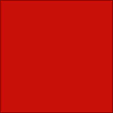 Visa Color tusch, stregtykkelse: 3 mm, rød, 12stk.