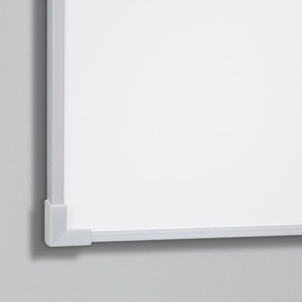 Whiteboard - Lintex Boarder med aluminiumsramme 250 x 120 cm