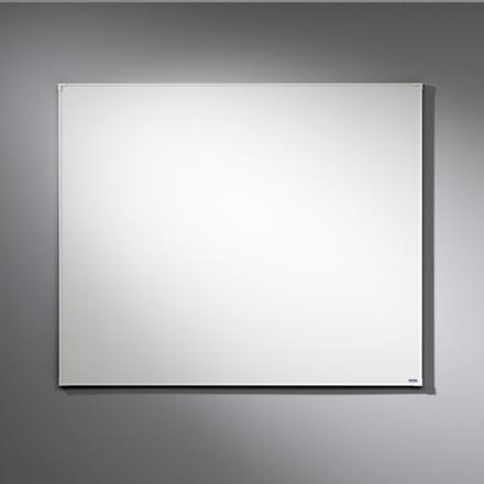 Whiteboardtavle - 200 x 153 cm Lintex Boarder med hvid ramme