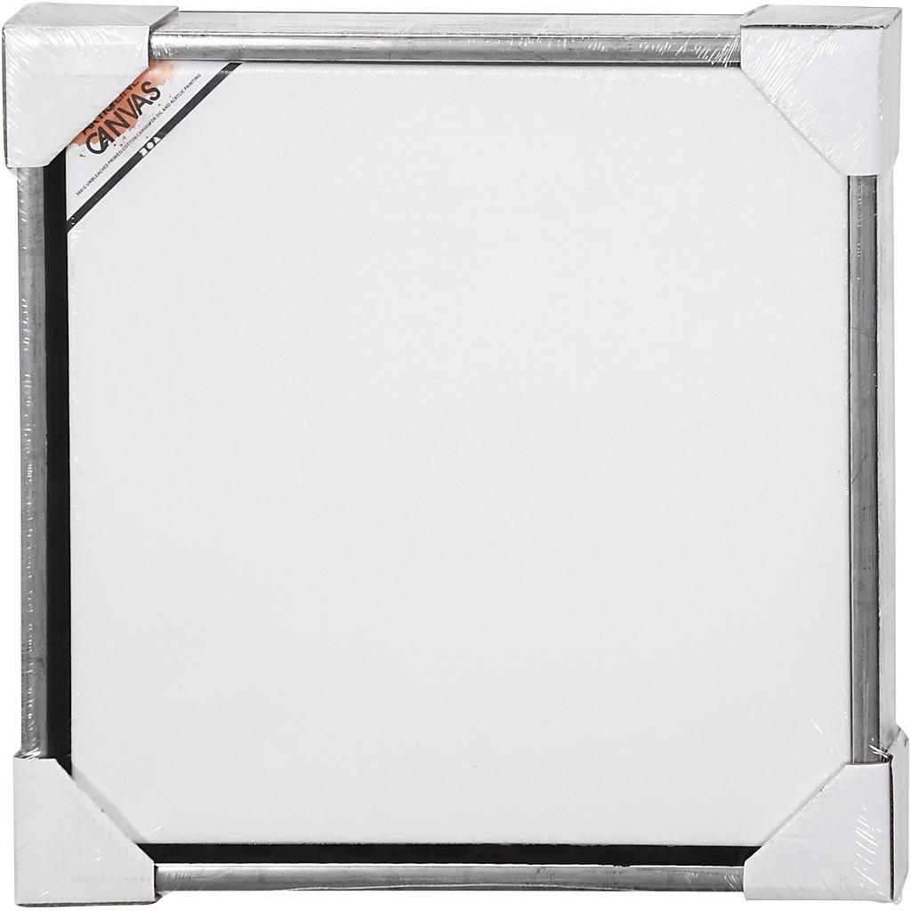 Populære ArtistLine Canvas med ramme, udv. mål 44x44 cm, dybde 3 cm, Lærred OY-93