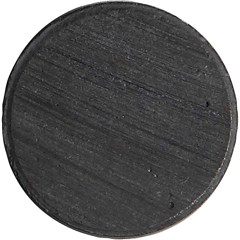 Nykomna Magnet diameter 20 mm tykkelse 3 mm   50 stk. - Køb billigt på TL-52