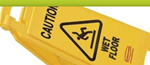 Advarselsskilte | Glat Gulv Skilte