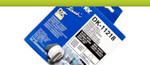 Etiketter til labelprinteren