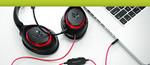 Gaming Headset m. Ledning