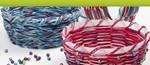 Flette-, strikke- og knytteredskaber