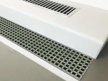 Kombinerede overløbs- og ventilationsrender