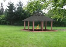 SP Campfire shelter