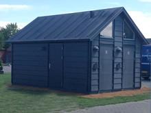 Toiletbygning »Rømø«