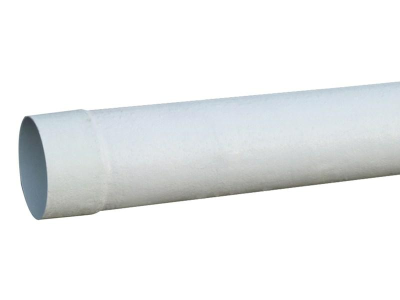 200 mm plastrør