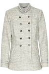 CREAM ANNABELL SHORT COAT 10603995