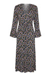 GESTUZ FAYAGZ WRAP DRESS