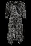 IN FRONT VENICE FLOWER DRESS 13156