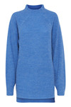 ICHI MARAT T-NECK KNIT 20107656-14001