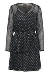 ICHI IHHELGA DRESS 20107823 10046