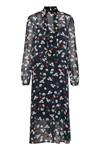 ICHI IHSTONE DRESS 20108711 14044