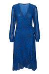 SOAKED IN LUXURY ANA WRAP DRESS 30403321 B