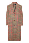 SOAKED IN LUXURY RUDY CHECKED COAT 30403743
