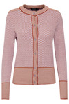 SOAKED IN LUXURY SL LORRAINE CARDIGAN 30403816 L