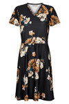 Fransa FXTIBOTANIC 1 DRESS 20606037