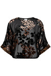 IN FRONT RUBINA BLOUSE 12977