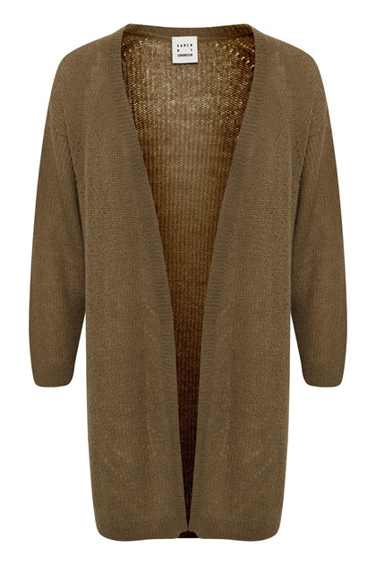 KAREN BY SIMONSEN ENGAGED CARDIGAN 10101562