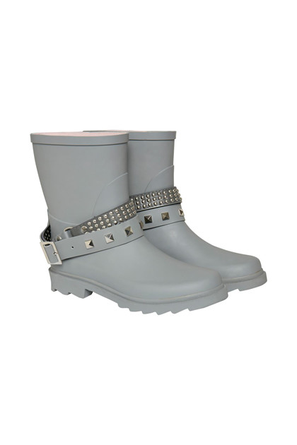 CREAM MARY RAIN BOOT 10401006 G