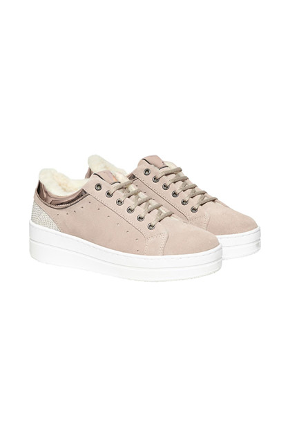 CREAM LISE SNEAKERS 10401230