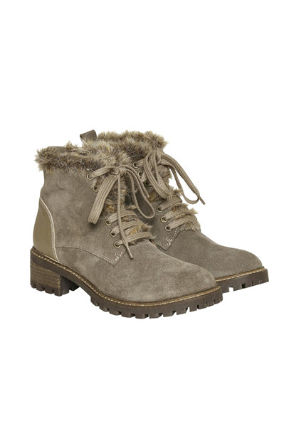CREAM MAUDE BOOT 10401240
