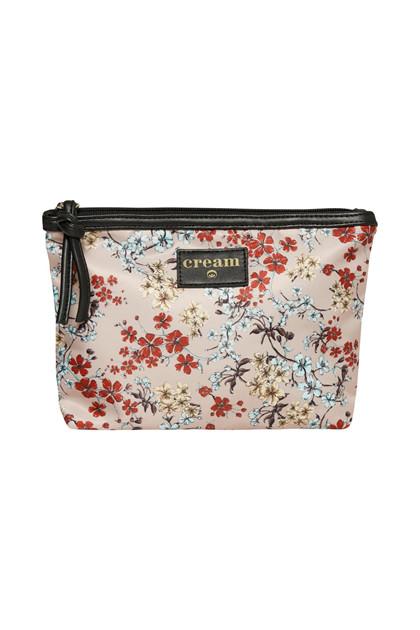 CREAM DAIMI FLOWER MAKEUP BAG 10401332