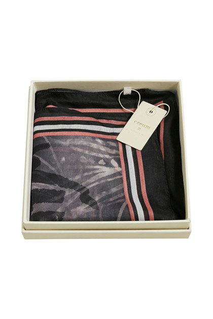 CREAM LITTY SCARF GIFTBOX 10401419