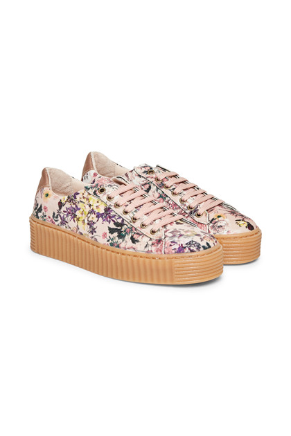 CREAM KATHIE SNEAKERS 10401460