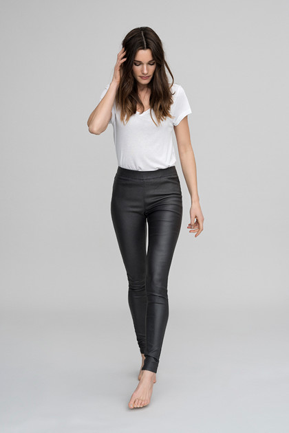 KAFFE ADA COATED JEGGINGS 10501626