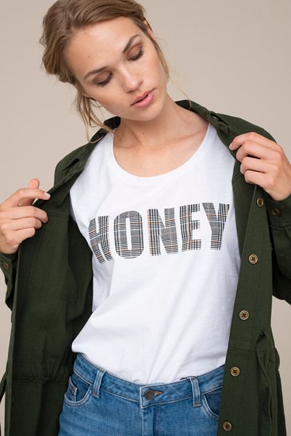 KAFFE HONEY T-SHIRT 10551099
