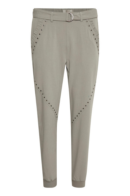 CREAM VERONA BAGGY PANTS 10603408