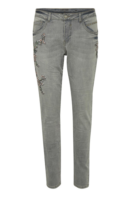 CREAM BIRD JEANS - BAIILY FIT 10603598